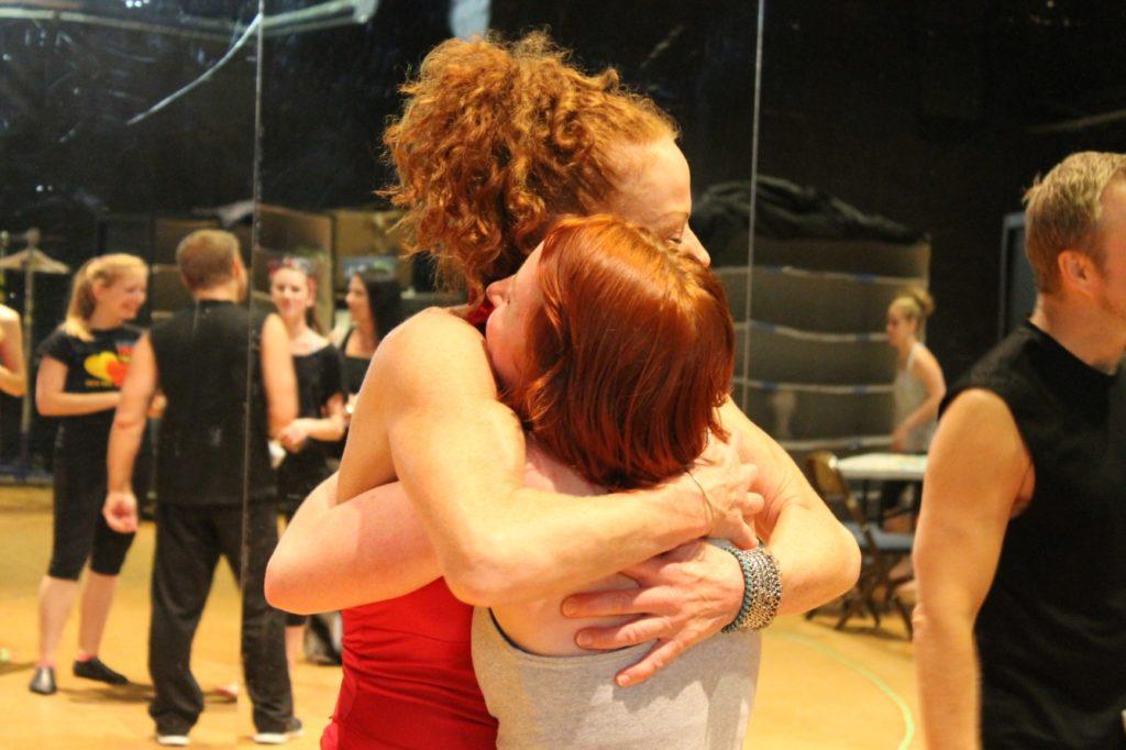 BYE BYE BIRDIE Music Circus Master Dance Class 2015.
