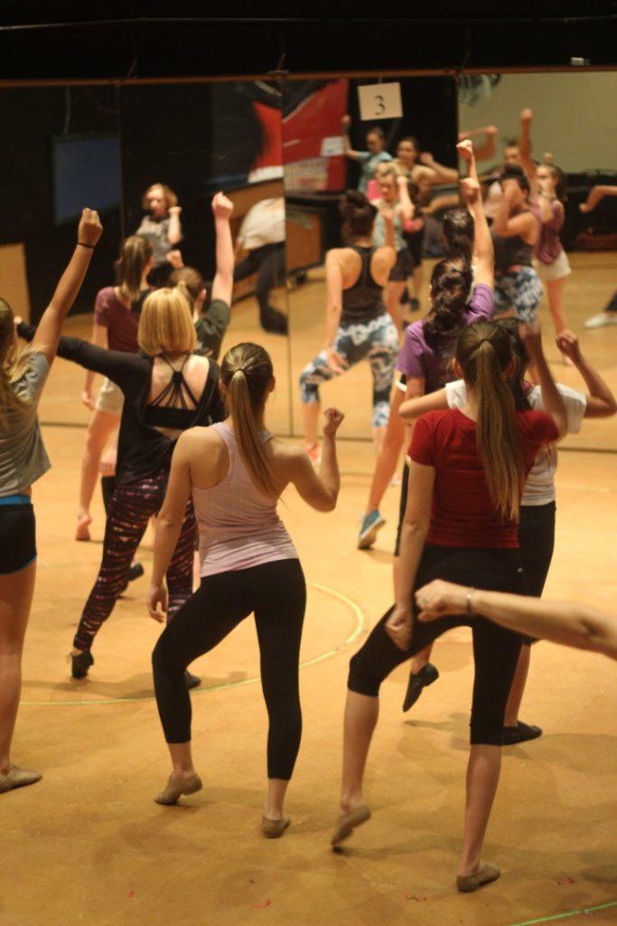Music Circus Master Dance Class Series on June 21st