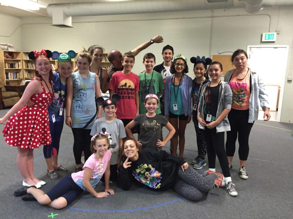 Music Circus Junior Company 2016