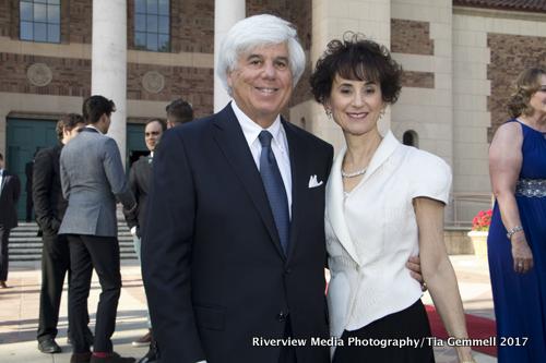 Steve & Linda Merksamer