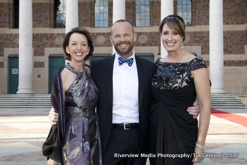 Jennifer Granger, Rob Stewart, Edie Lambert