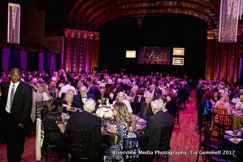 2017 Gala at the Sacramento Memorial Auditorium