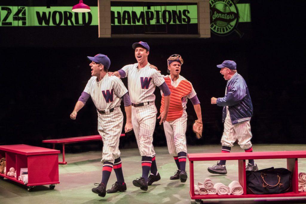 Dennis O'Bannion as Vernon, Dallas Padoven as Rocky, Justin Keyes as Smokey and Stephen Berger as Va