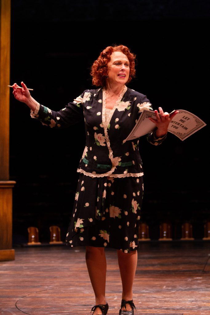 Carolee Carmello as Rose in GYPSY, produced by Broadway At Music Circus at the Wells Fargo Pavilion