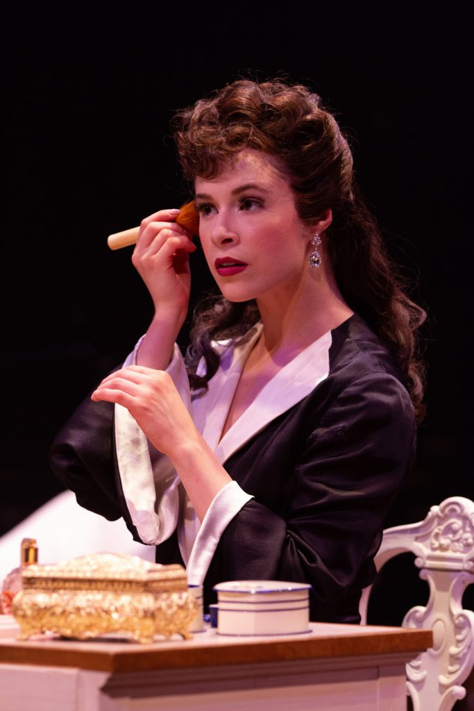 Austen Danielle Bohmer as Louise in GYPSY, produced by Broadway At Music Circus at the Wells Fargo P