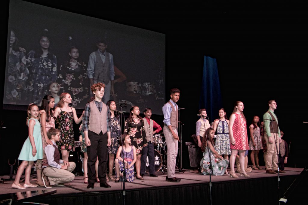Broadway Gala Singers May 5, 2018