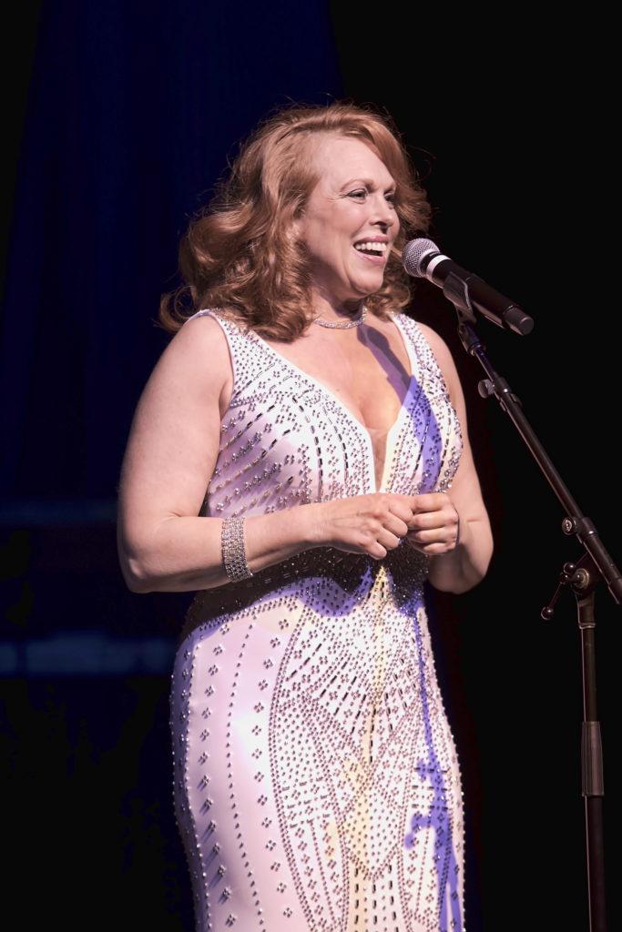 Carolee Carmello at the Broadway Sacramento Gala May 5, 2018