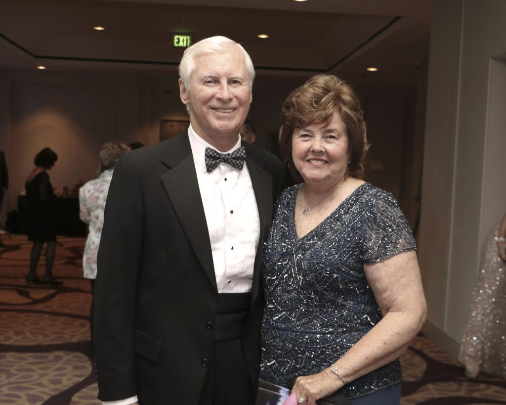 Bill & Betty Loftus at the Broadway Sacramento Gala May 4, 2019