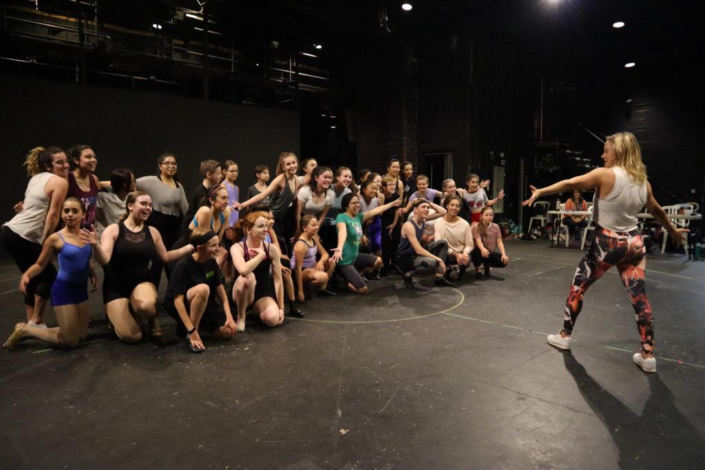 Ashley Arcement Dance Class (1)
